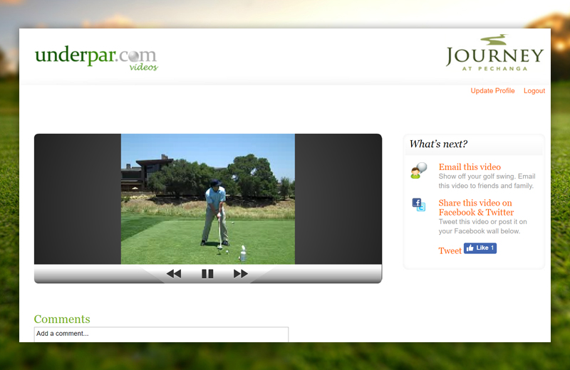 On-Course Golf Engagements - Free Golf Course Promotions