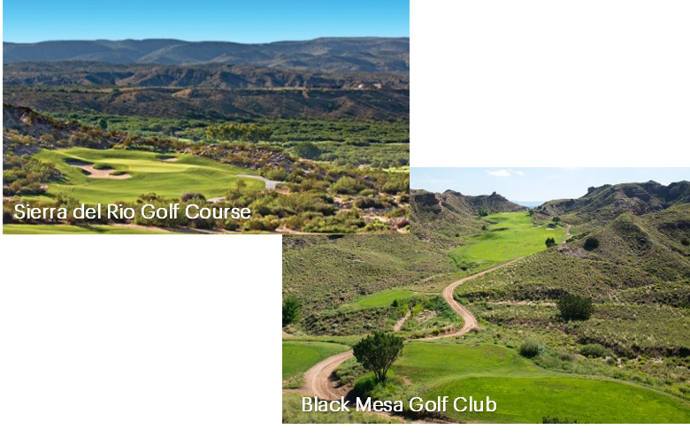 SCAGA Golf Courses