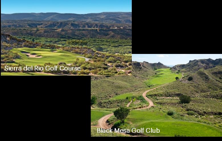 SCAGA Golf Courses
