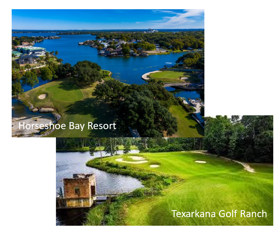 Texas Golf Courses