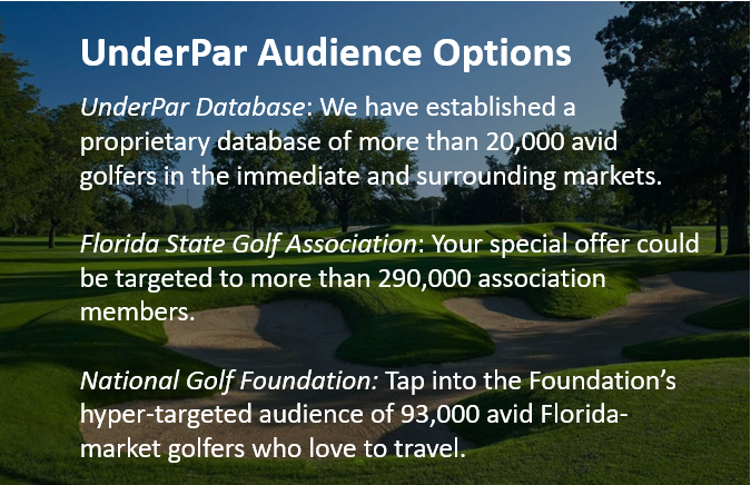 Florida UnderPar audiences